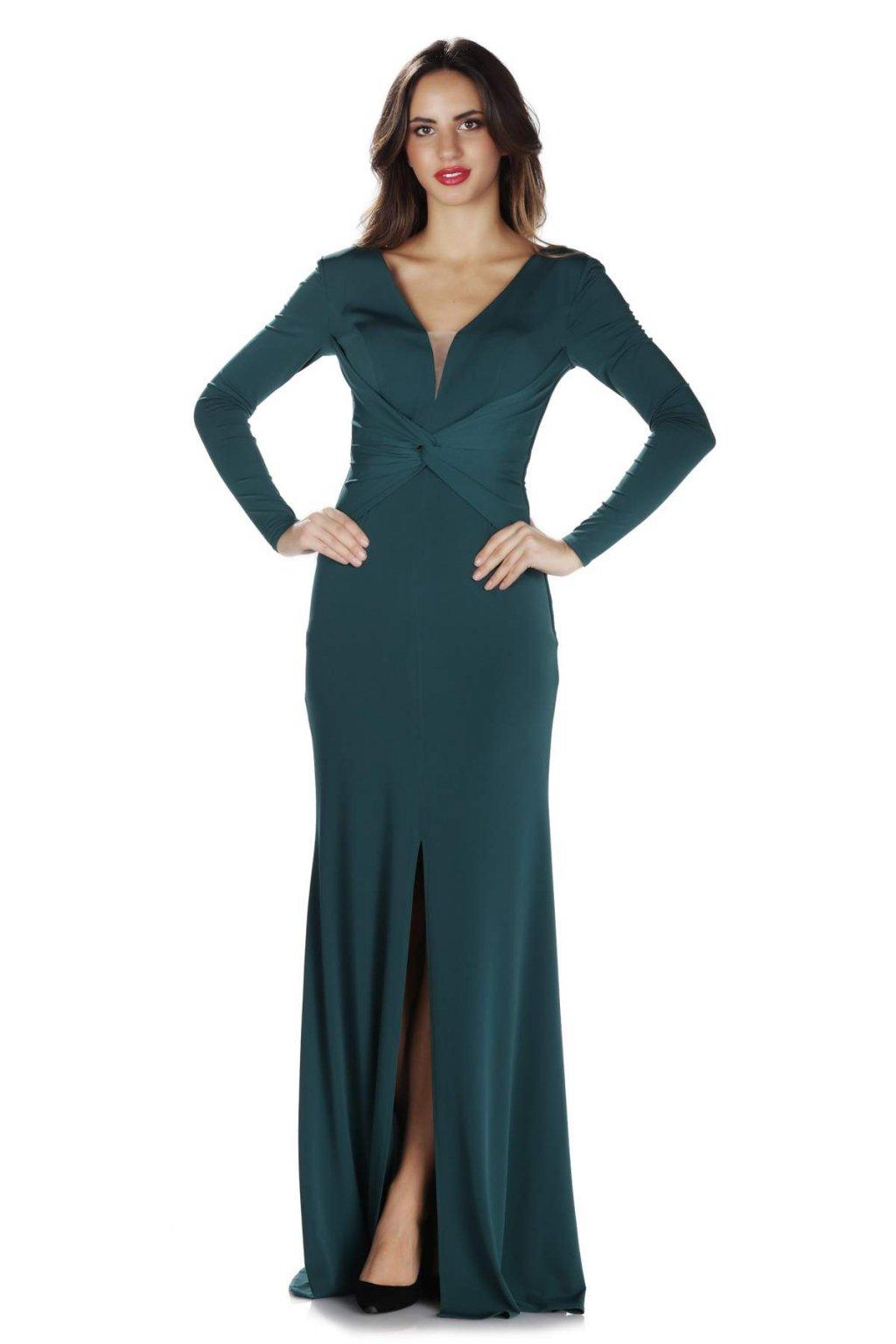 Dlouhé společenské šaty Elba