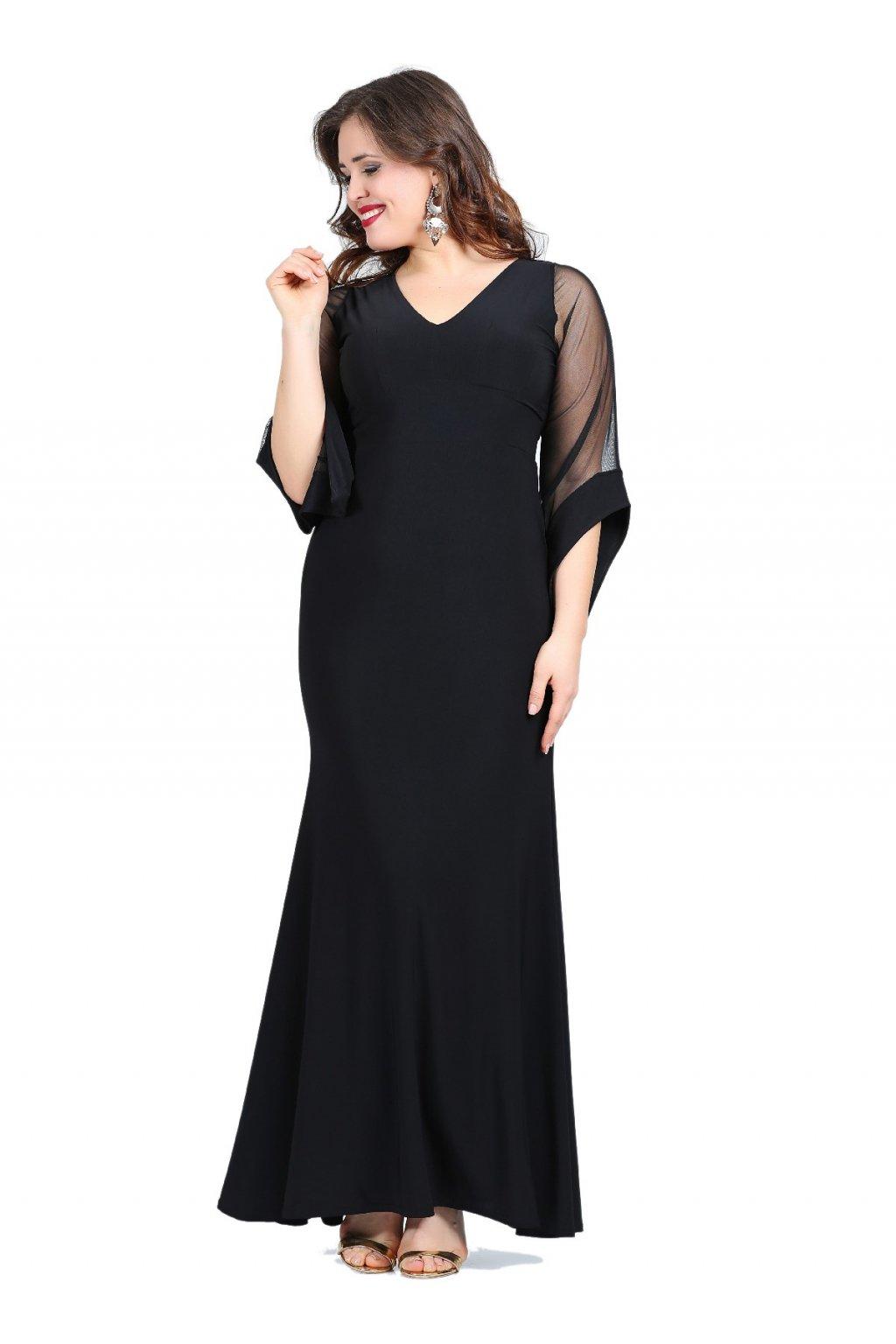 Dlouhé společenské šaty Lena 1