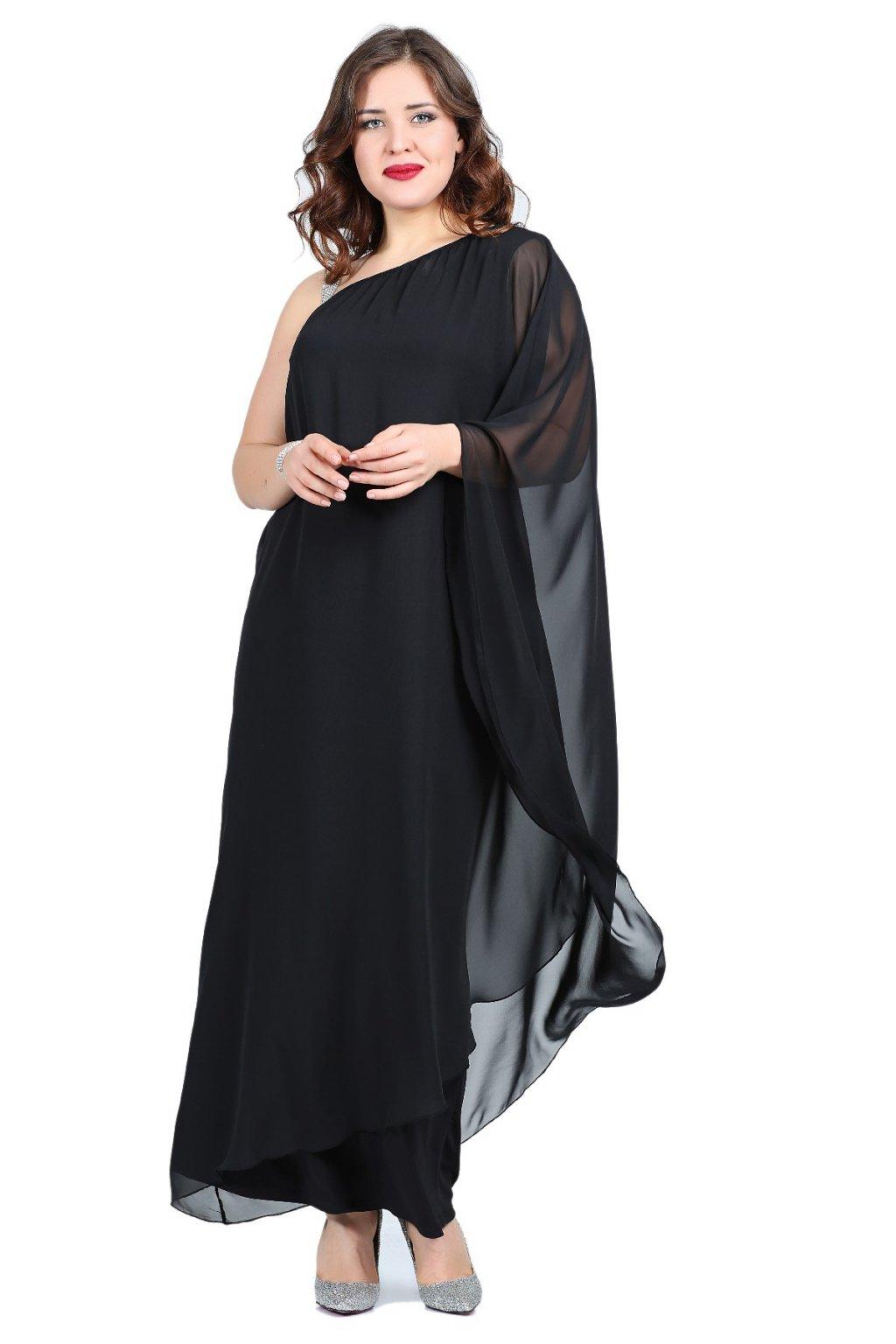 Dlouhé společenské šaty Marcy 1