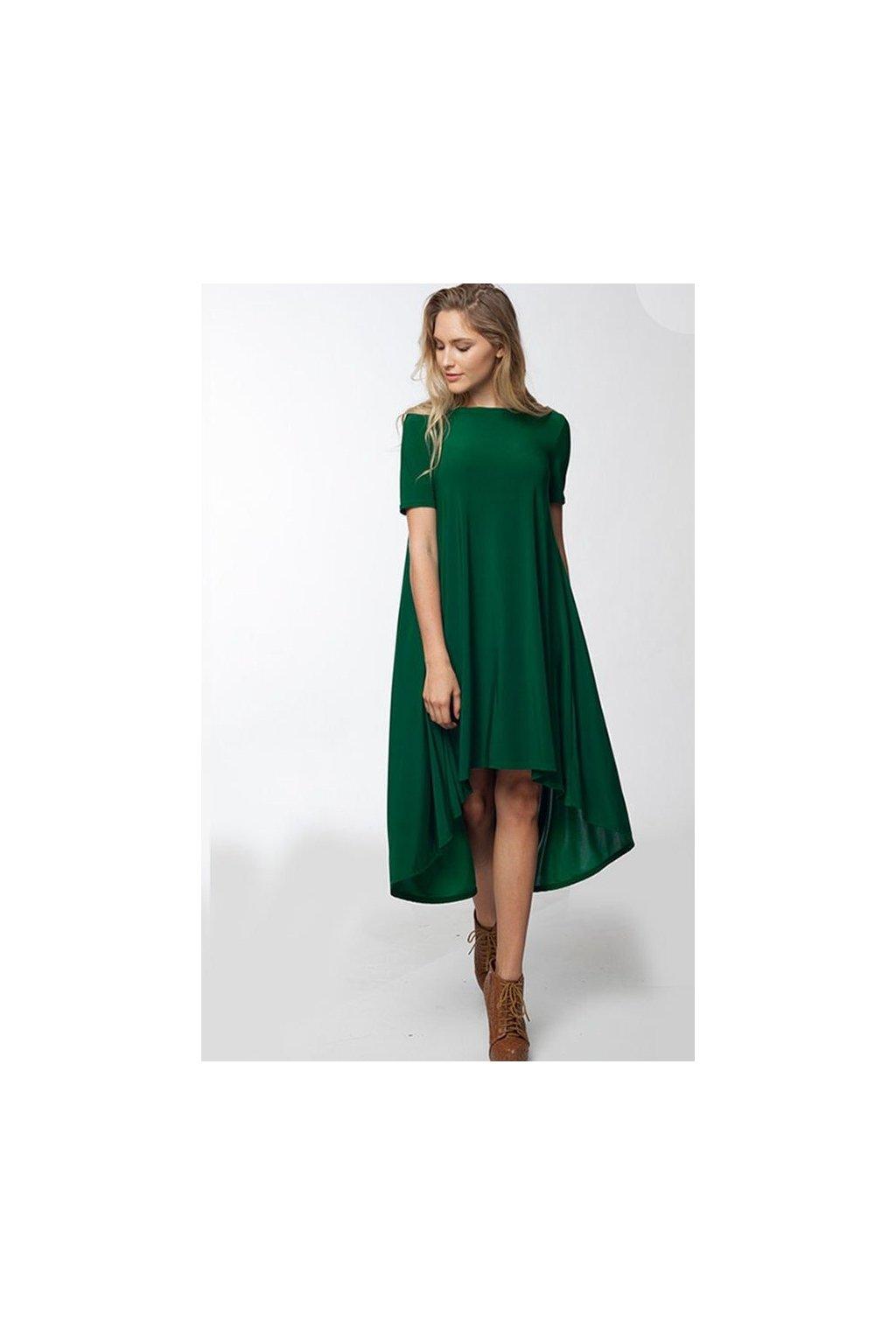 Asymerické šaty Sunny v různých barvách