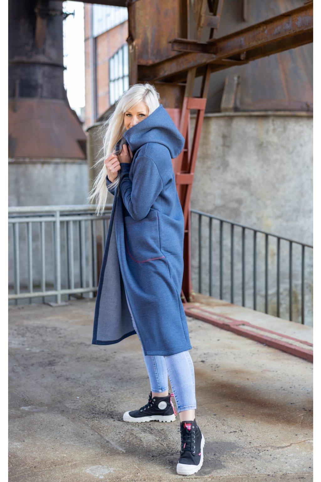 Kardigan Mega Hood jeans