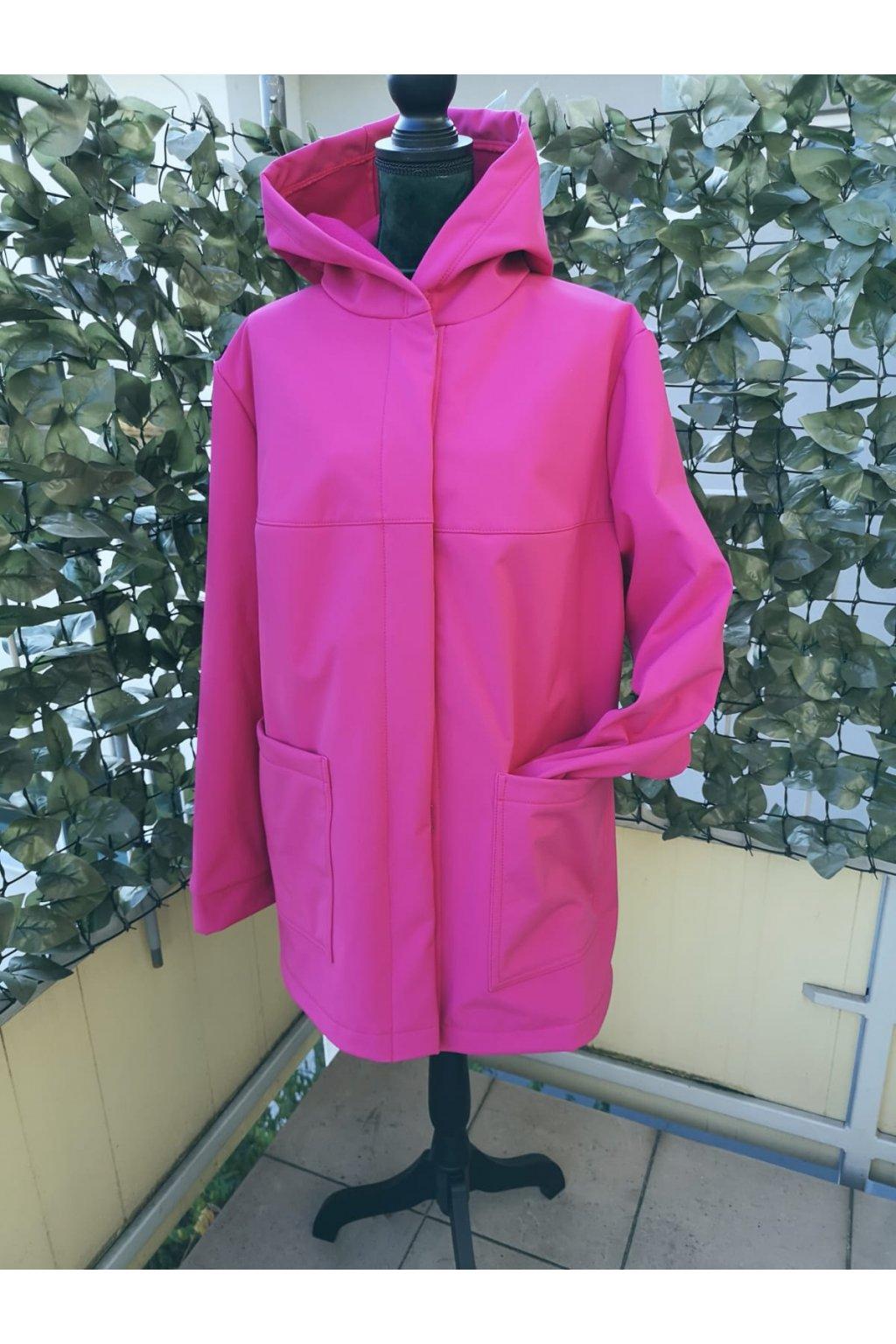 Sofshellový kabát Courtney s fleesem 2