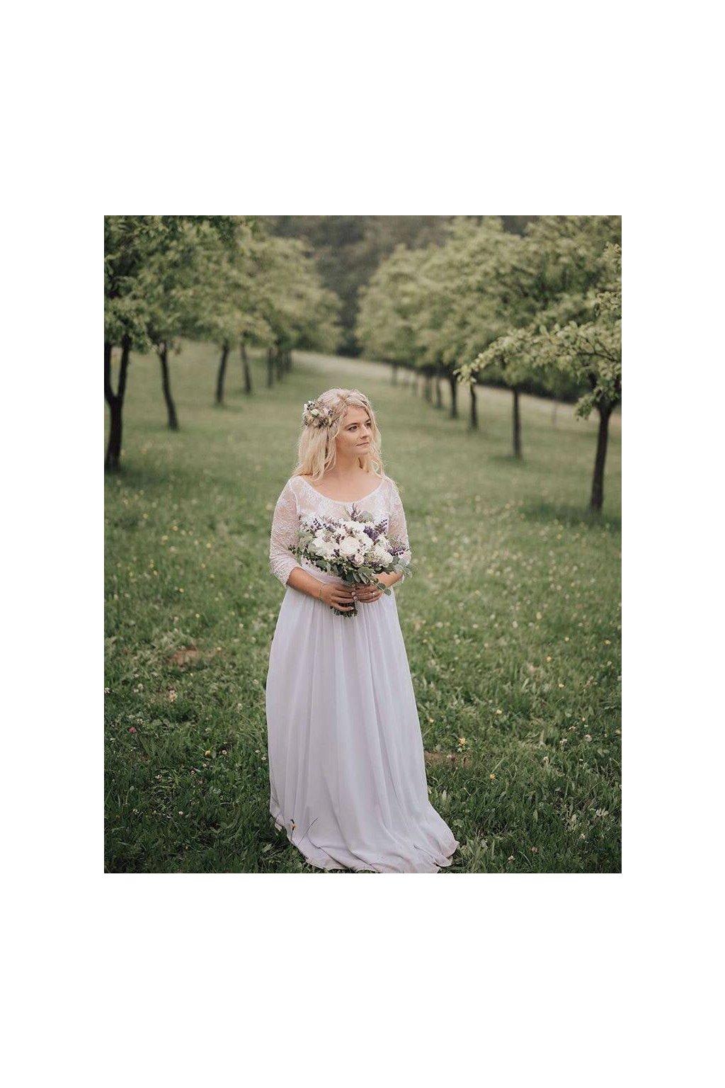 Svatební šaty Daniela