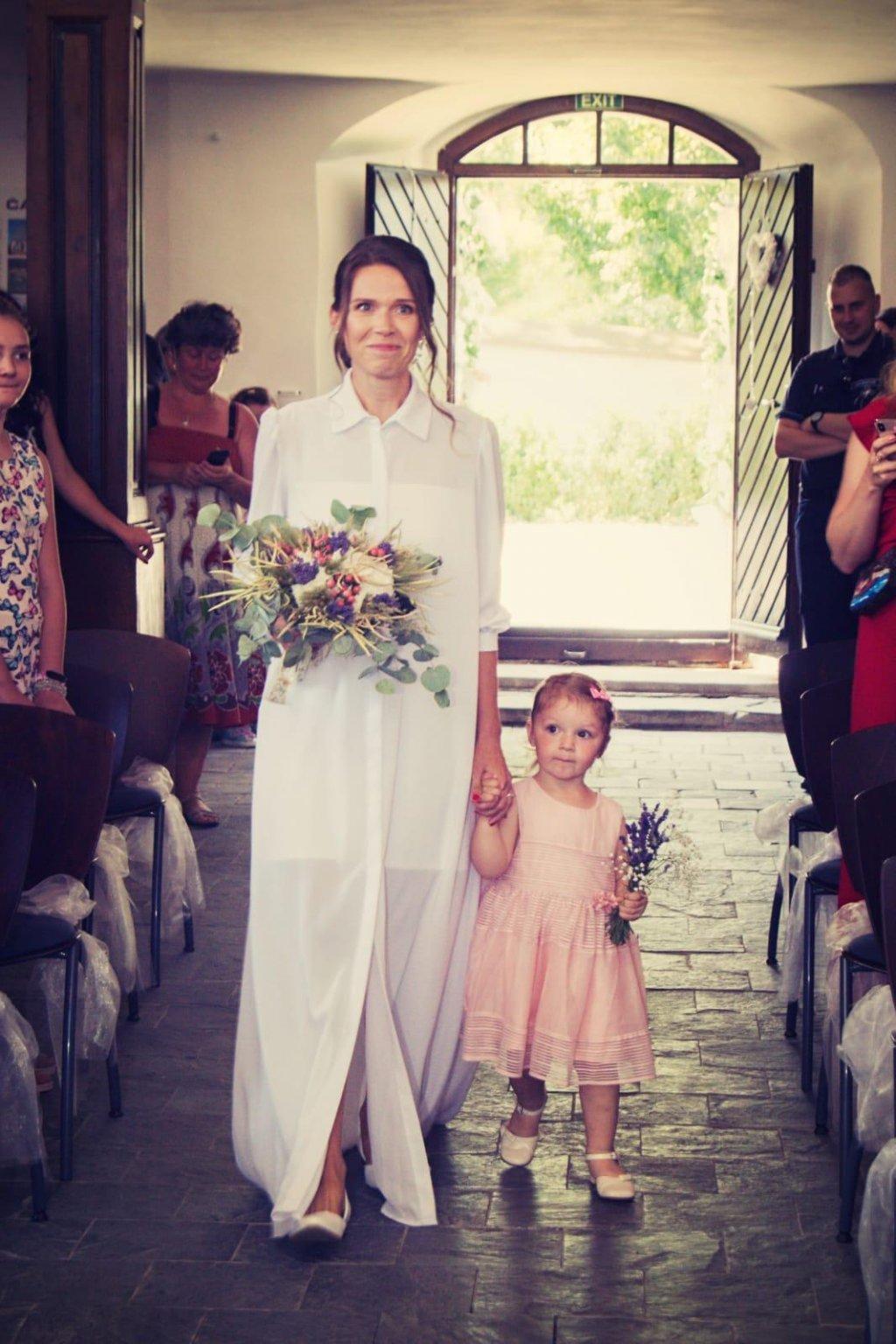 Svatební šaty Monika 2