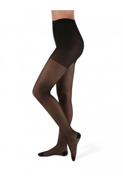 Dámské punčochové kalhoty Maxana černé 1