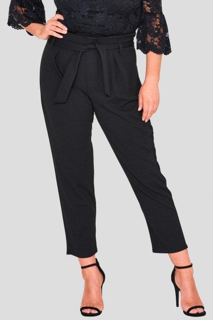 Dámské kalhoty Newark černé 1