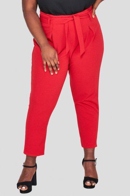 Dámské kalhoty Newark červené 3