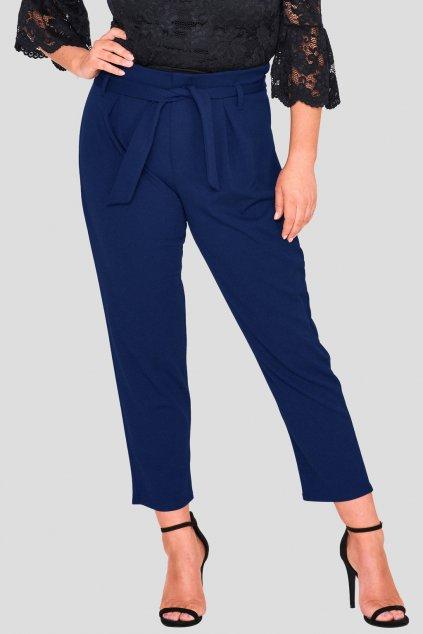 Dámské kalhoty Newark tmavě modré 3
