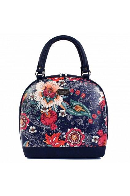 Krásná kabelka Bell Big Dara bags tmavě modrá 1