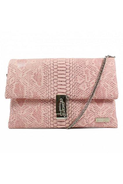 Malá kabelka Brooklyn Dara bags růžová 2