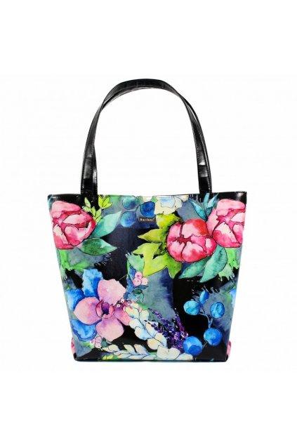 Pestrobarevná kabelka Emma Middle Dara bags 1