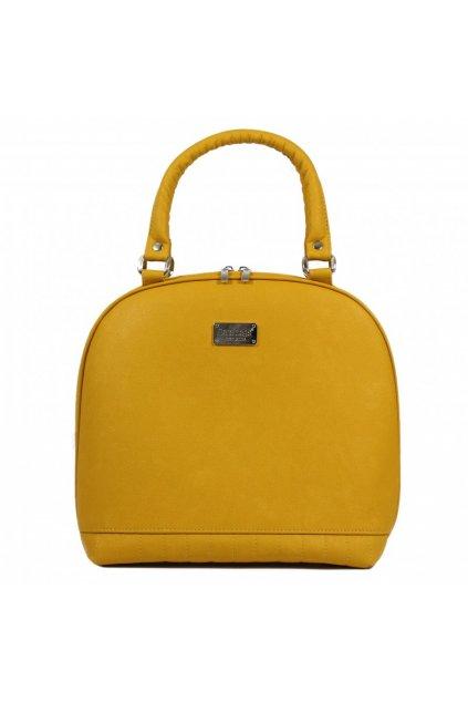 Krásná kabelka Bell Big Dara bags žlutá 1