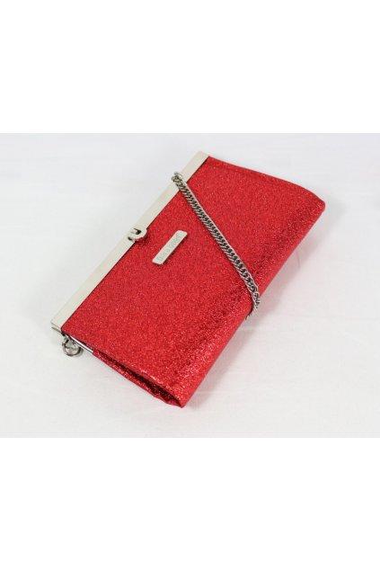 Malá kabelka Merci Dara bags červená 1