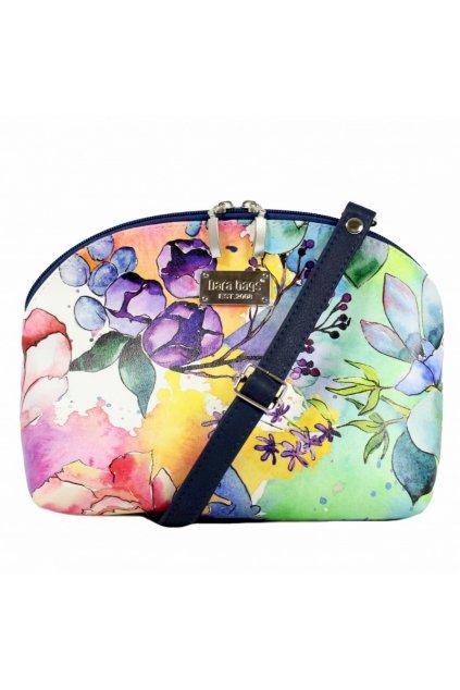 Pestrobarevná kabelka Bell Middle Dara bags 1
