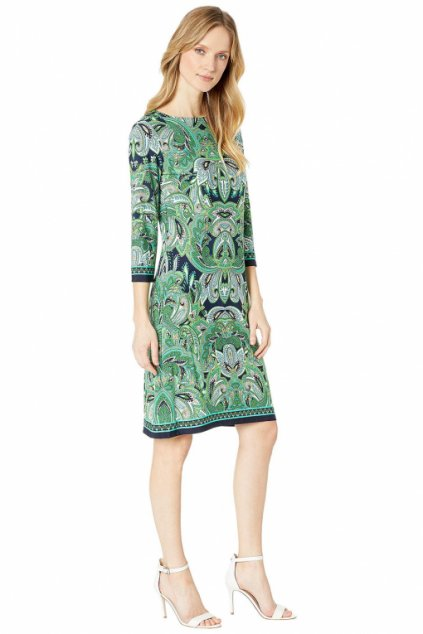 Krásné zelené letní šaty Emily Green 4