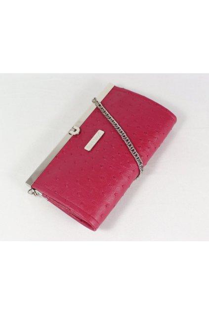 Malá kabelka Merci Dara bags růžová 1