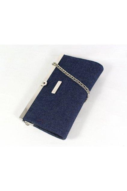 Malá kabelka Merci Dara bags modrá 1