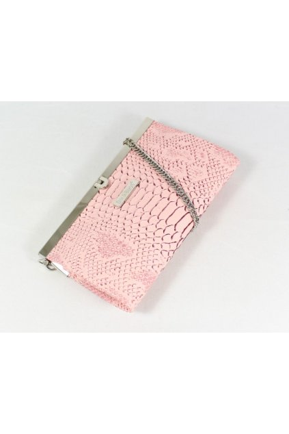Malá kabelka Merci Dara bags růžově pudrová