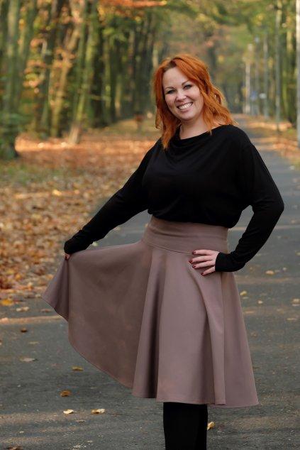 Kolová sukně Sarah Bellazu 11