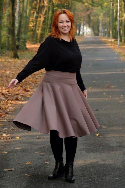 Kolová sukně Sarah Bellazu 14