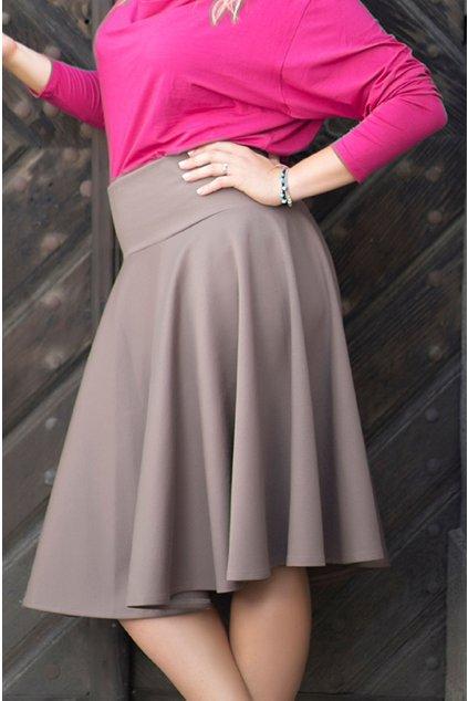 Kolová sukně Sarah Bellazu 8