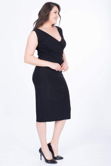 Pouzdrové šaty Lana v různých barvách 3