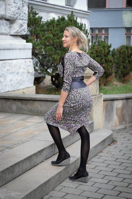 Dámské pouzdrové šaty Italy 2