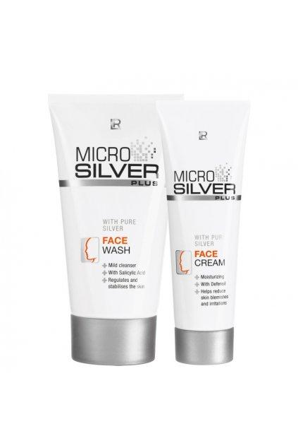 LR Health & Beauty Microsilver Plus Pleťová série