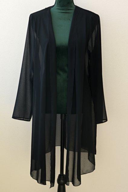 Společenské šaty Lady Emilly černé 4