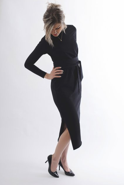 Zavinovací šaty Wrap Dress 2