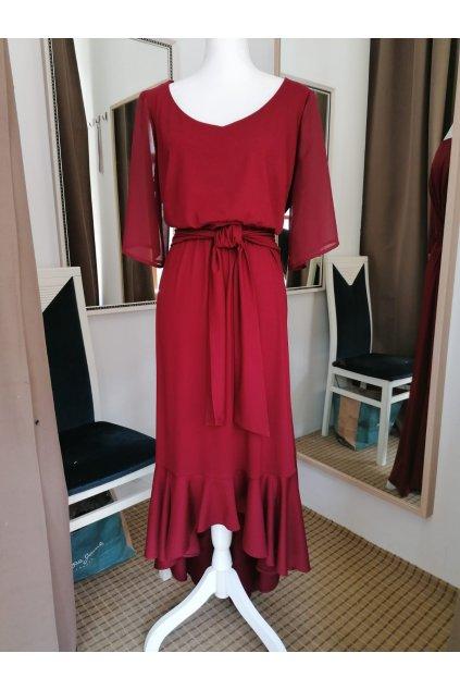 Společenské šaty Caroline v různých barvách