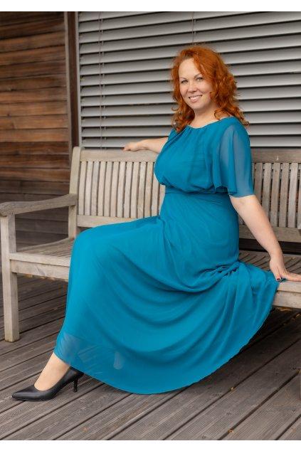 Dlouhé společenské šaty Claris 7