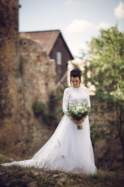 Svatební šaty Zuzana