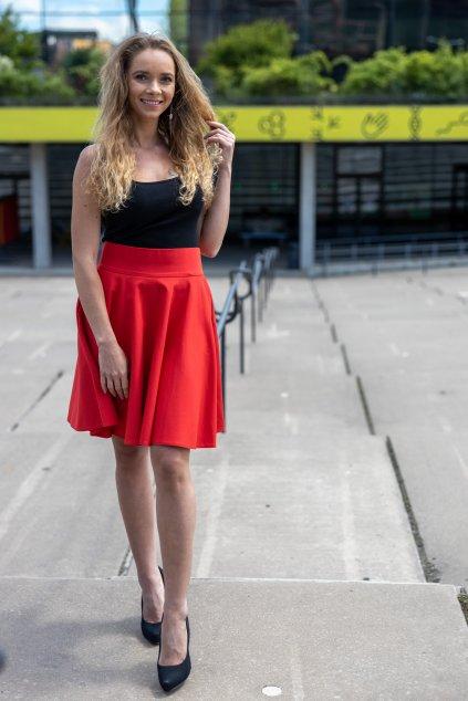 Kolová sukně Samanta 2