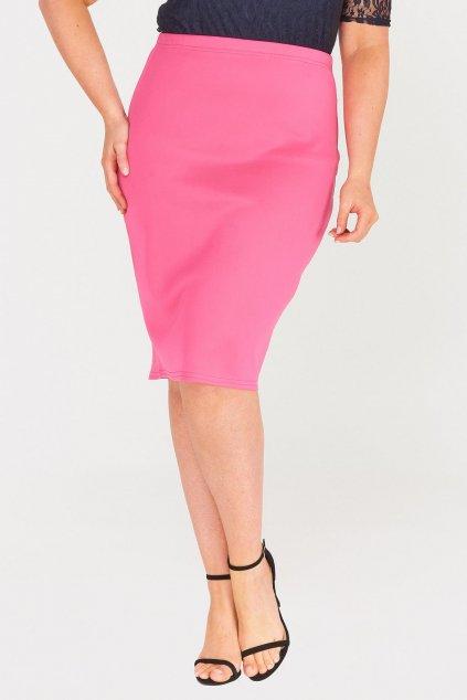 Klasická sukně Mac růžová 1