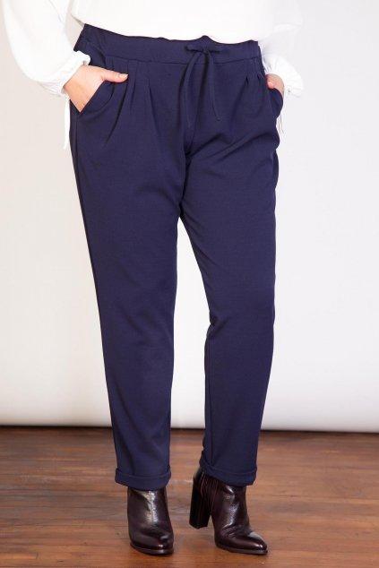 Dámské kalhoty Opaque tmavě modré 1