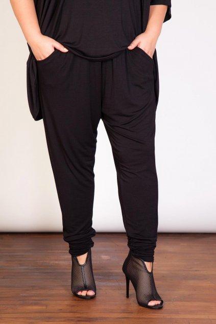 Dámské kalhoty Saviour černé 1