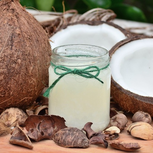 Kokosový olej proti klíšťatům