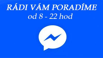 Messenger - potřebujete poradit?