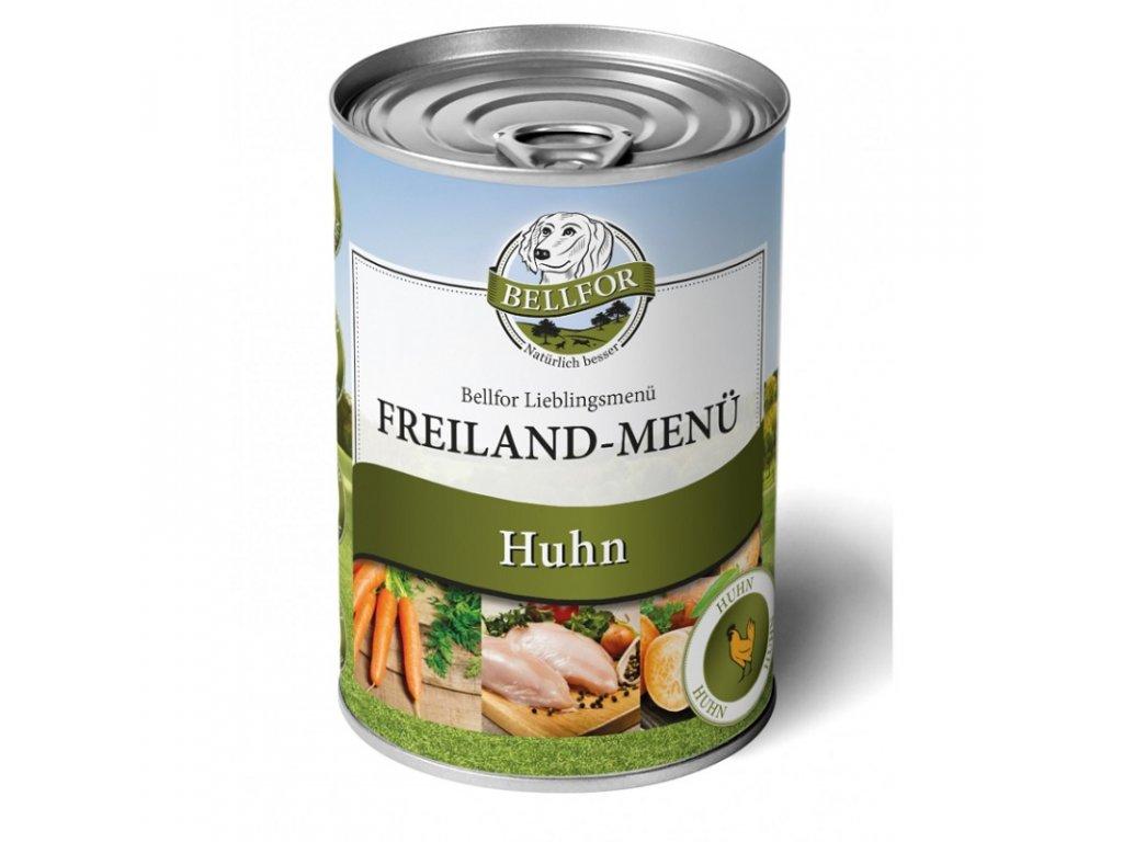 Freiland Menu kuřecí konzerva