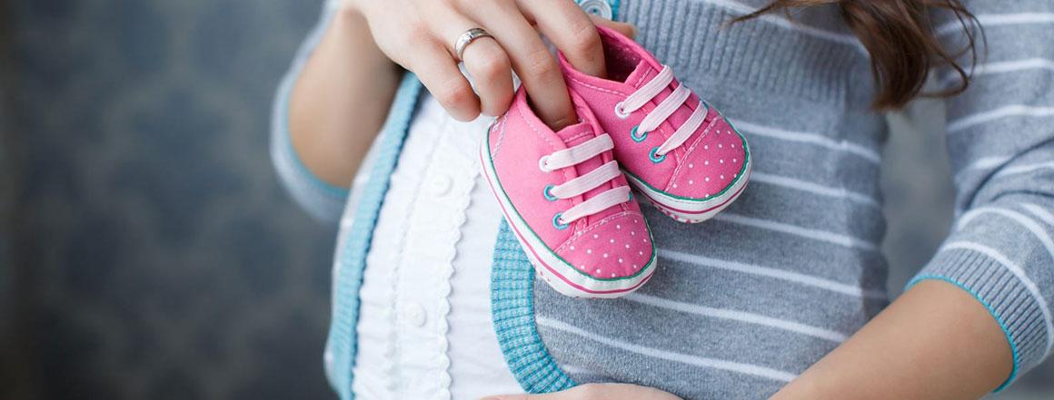 Těhotenské oblečení - Bazar
