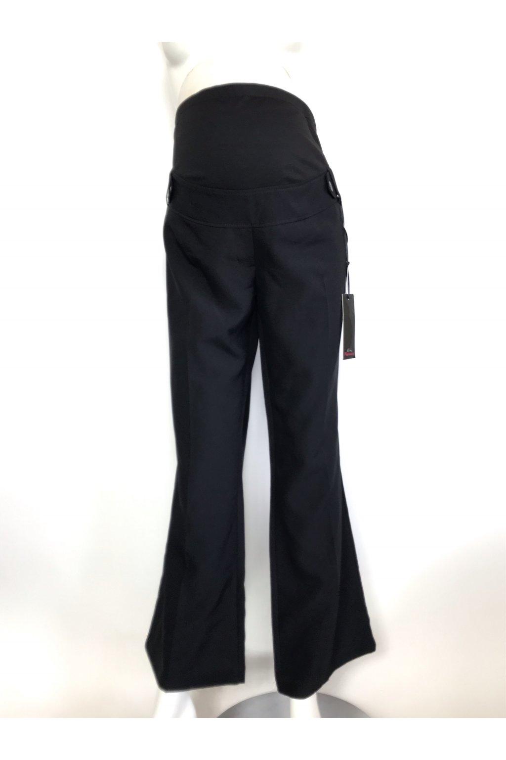 6610 1 tehotenske kalhoty e vie cerne vel 44
