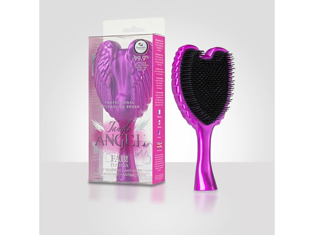 Tangle Angel Fab Fuchsia Box