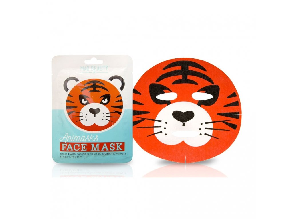 FACE MASK TIGER
