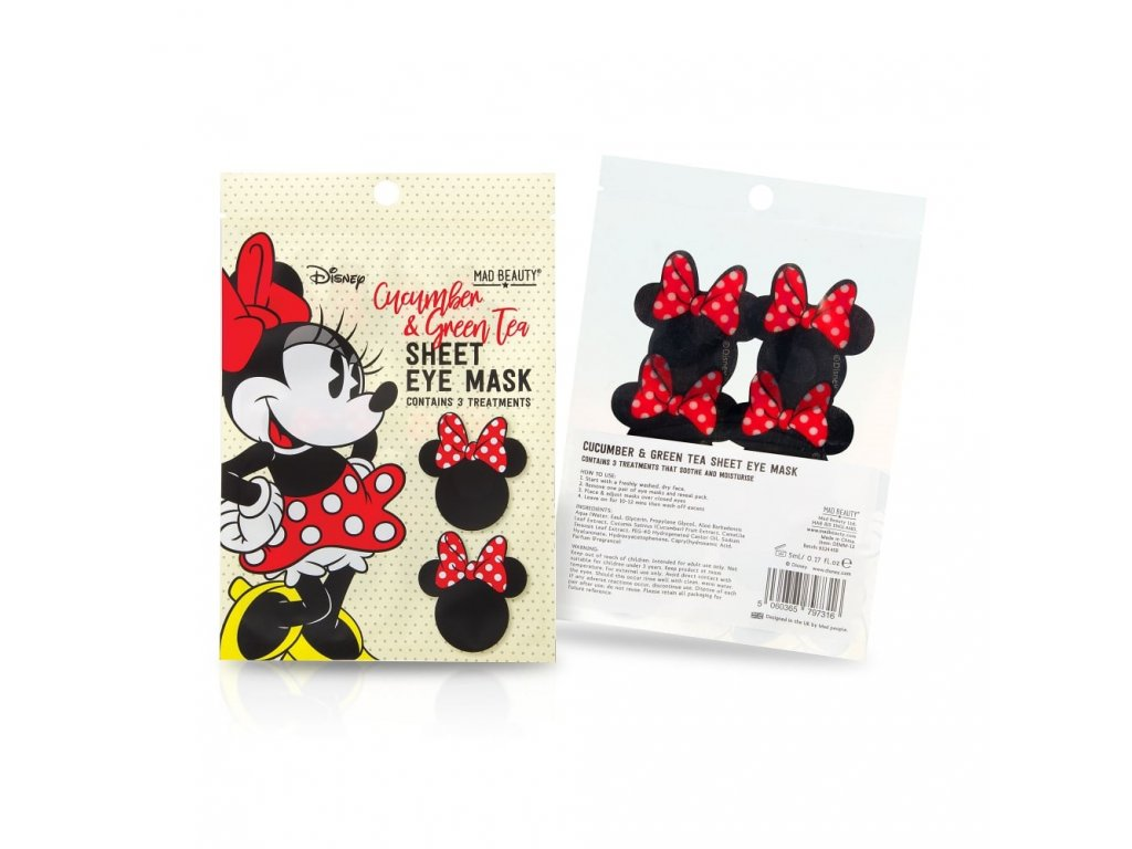 MINNIE EYE MASK