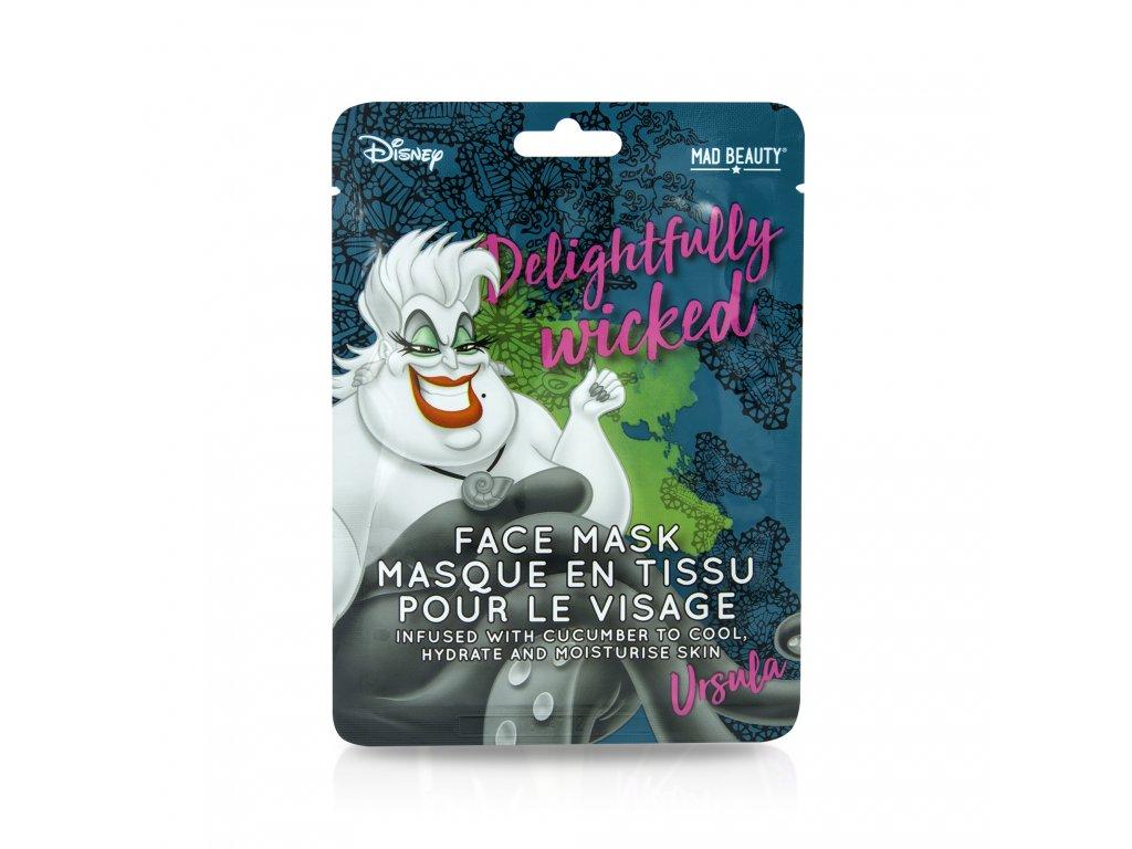 Villians Face Mask Ursula