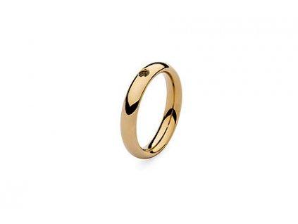 prsten z chirurgické oceli Qudo Famosa small (velikosti 60)
