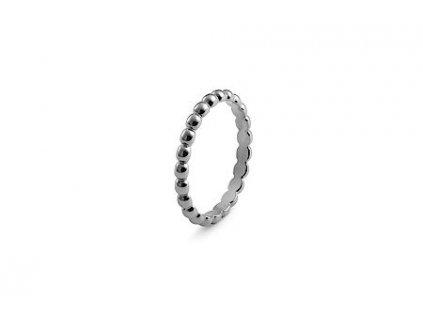 prsten z chirurgické oceli qudo Matino (velikosti 60)