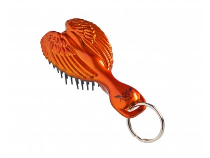 keyring orange 21159