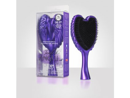 Tangle Angel Pop Purple Box